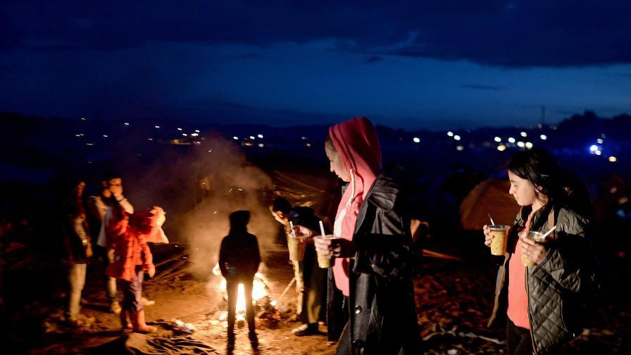 Бъчварова: Бежанските канали не са през България
