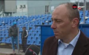 Илиан Илиев: С тази победа ще влизаме по-спокойно в мачовете