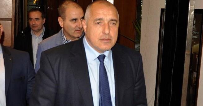 Министър-председателят Бойко Борисов поздрави българите с настъпването на най-светлия християнски