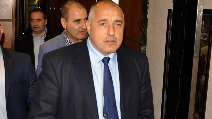 Скандал в ГЕРБ, викат Борисов да обяснява