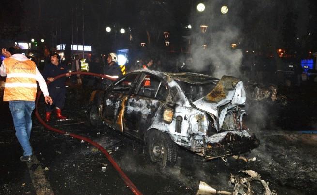 37 станаха загиналите при атентата в Анкара, 125 са ранените