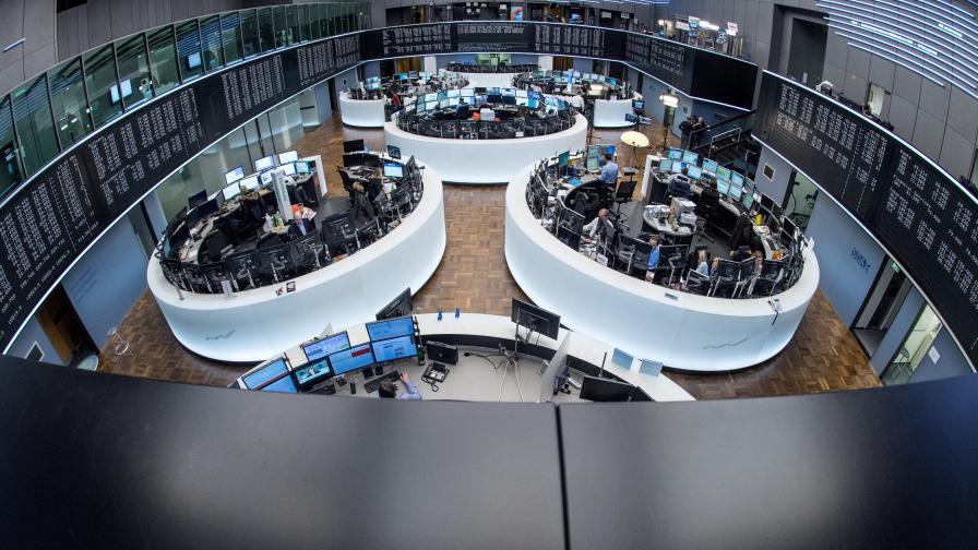 Лондонската и германската фондова борси обявиха сливането си