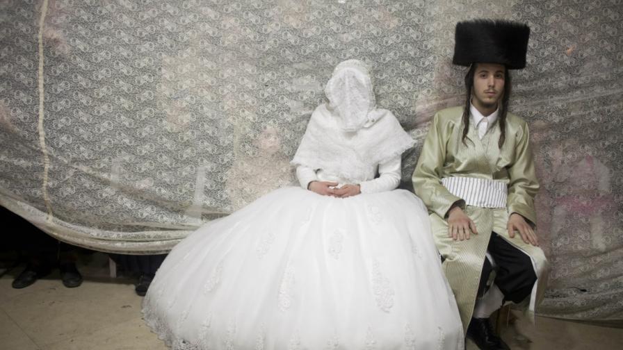 Традициите на еврейската сватба (снимки)