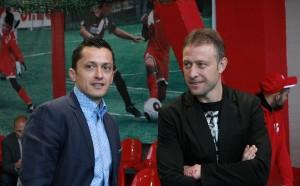 Христо Янев и Владо Манчев отново на работа в ЦСКА