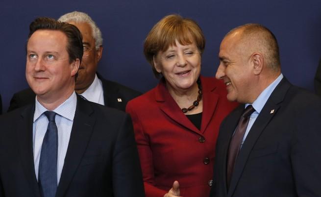 Борисов: България няма да приема повече бежанци от Турция