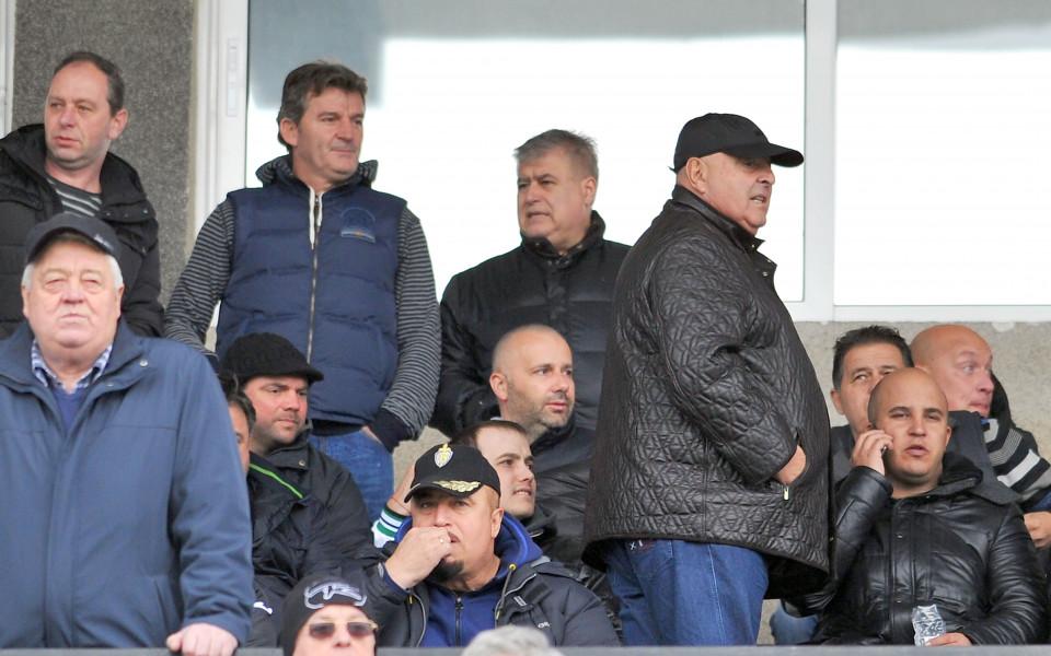 Венци Стефанов обвини Левски в уговаряне на мачове