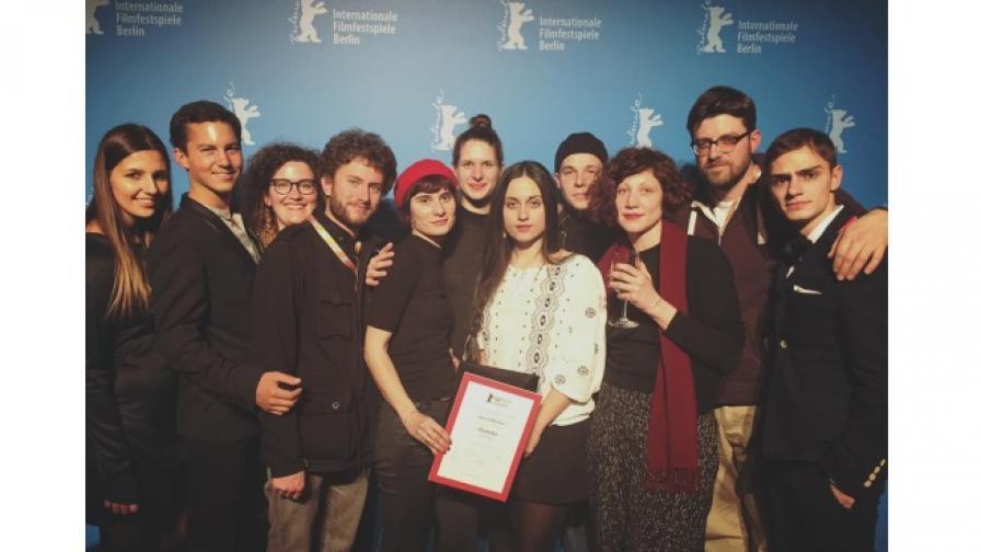 """Филмът """"Жалейка"""" спечели отличие на фестивала """"Берлинале"""": специалното признание на журито в категория """"Генерация 14+"""""""