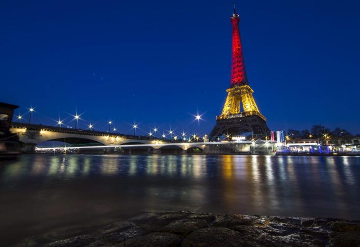 Париж атентат Брюксел
