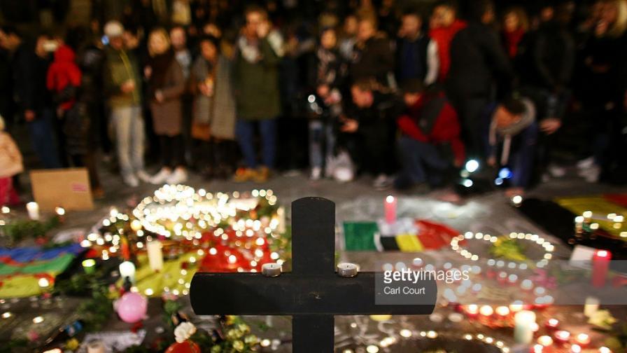 Белгия от днес в тридневен траур