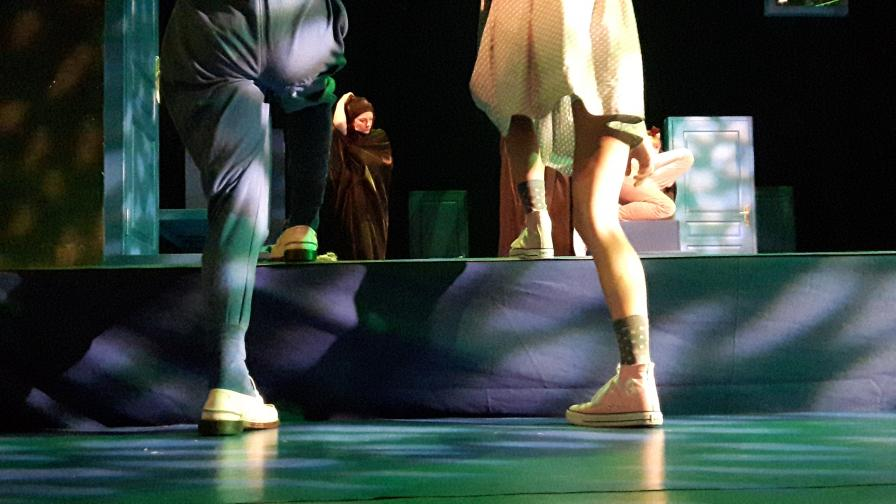 театър Мариус Куркински
