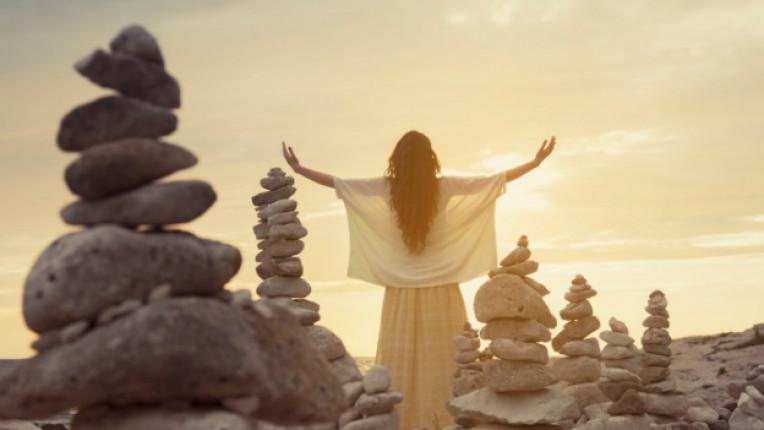 спокойствие хармония медитация почивка покой