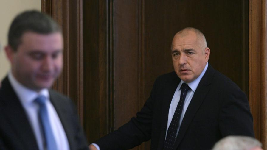 Борисов за заплахата: Гей любов предизвика истерия