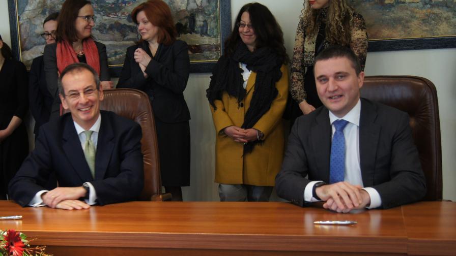 Пълнят Фонда за гарантиране на влоговете със заем от ЕБВР