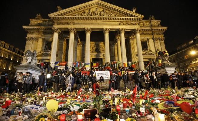 Атаките в Брюксел: Най-важното в снимки и видео
