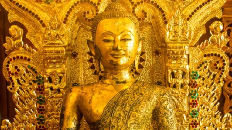 буда будизъм индия