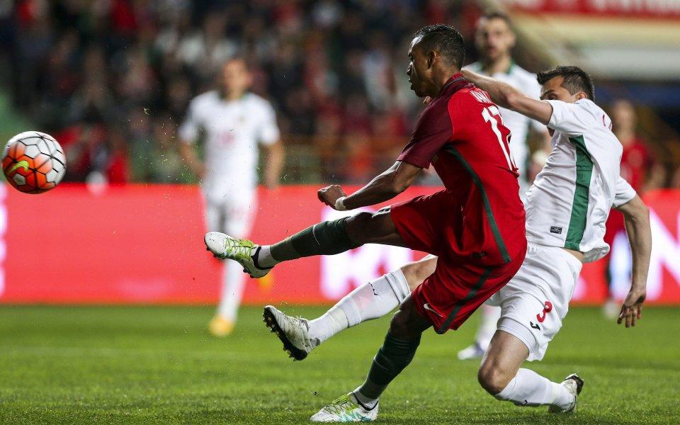 Нани: Изпълнихме целта си в мача с България