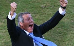 Треньорът на Уругвай: Меси не се нуждае от световна титла, той е епоха