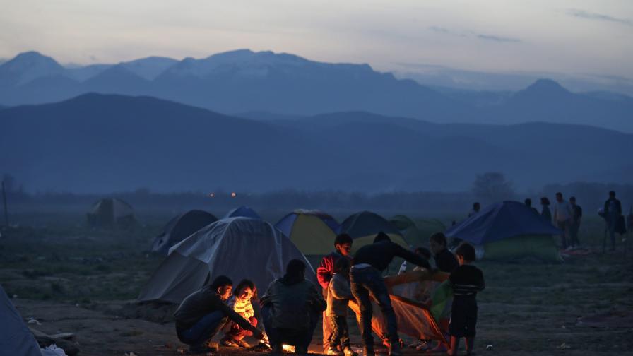 Разкриха тайния план на ЕС за бежанците