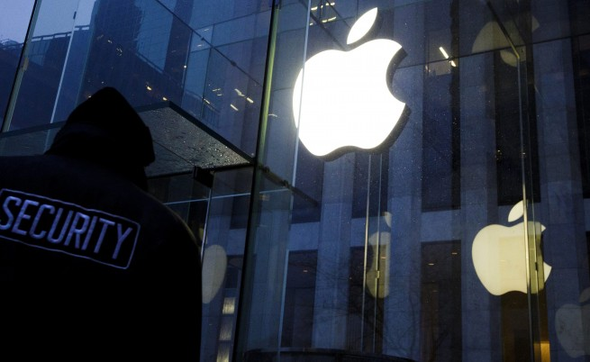 """""""Епъл"""" се срина, обвинява Китай"""
