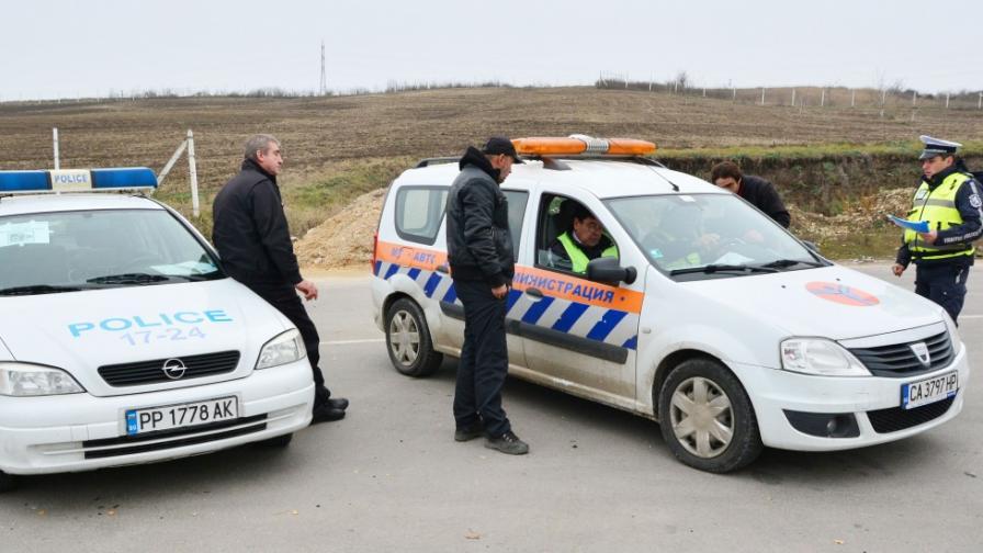 1,5 млн. лв. подкупи събрали арестуваните от ДАИ