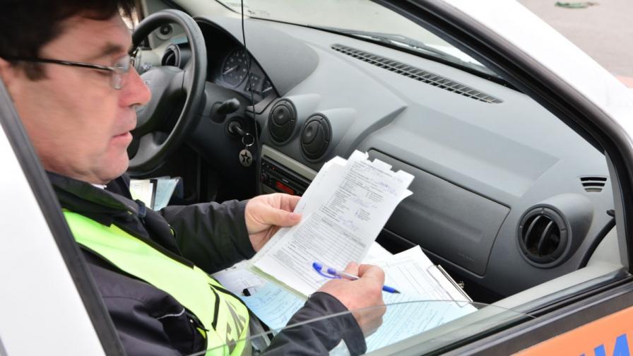 Държавата удря купените шофьорски книжки