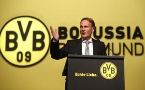 Дортмунд последва Байерн в неуважението си към Барса