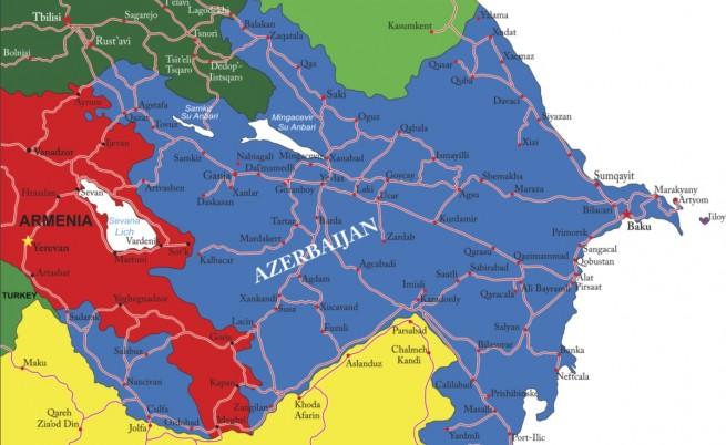 Азербайджан: Спираме атаките в Нагорни-Карабах