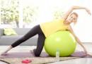Лесни упражнения с топка за изваяно тяло
