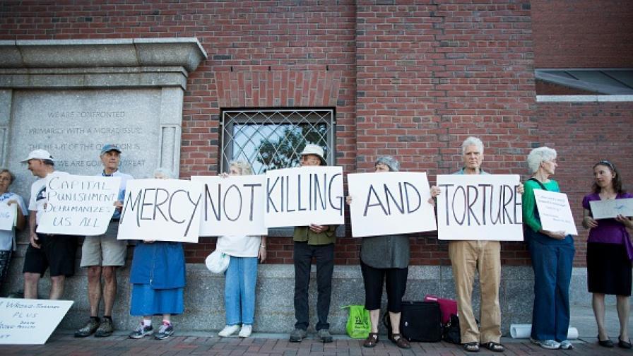 Рекорд на смъртните присъди – къде са най-много
