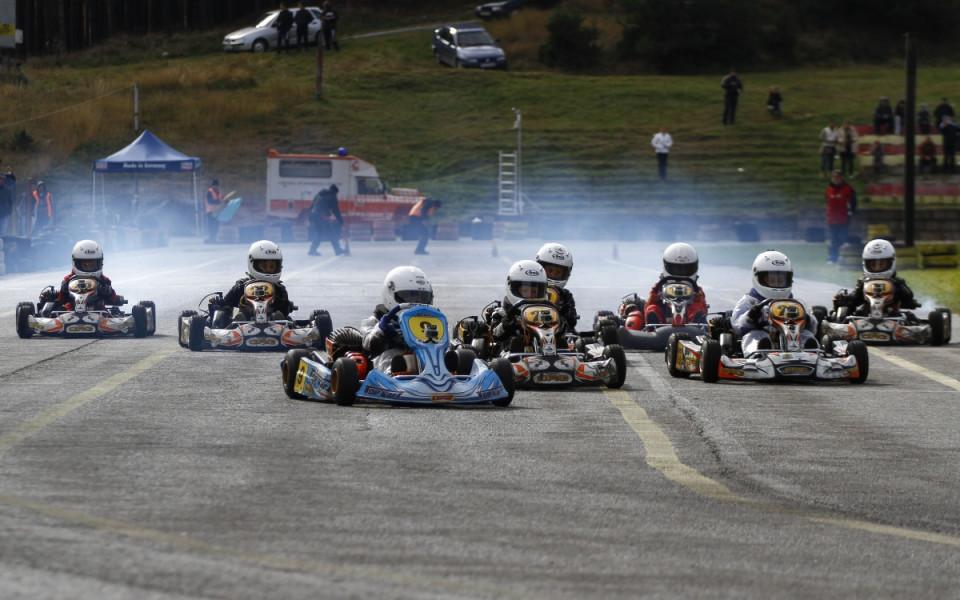 Хасково посреща втория кръг от републиканския картинг шампионат