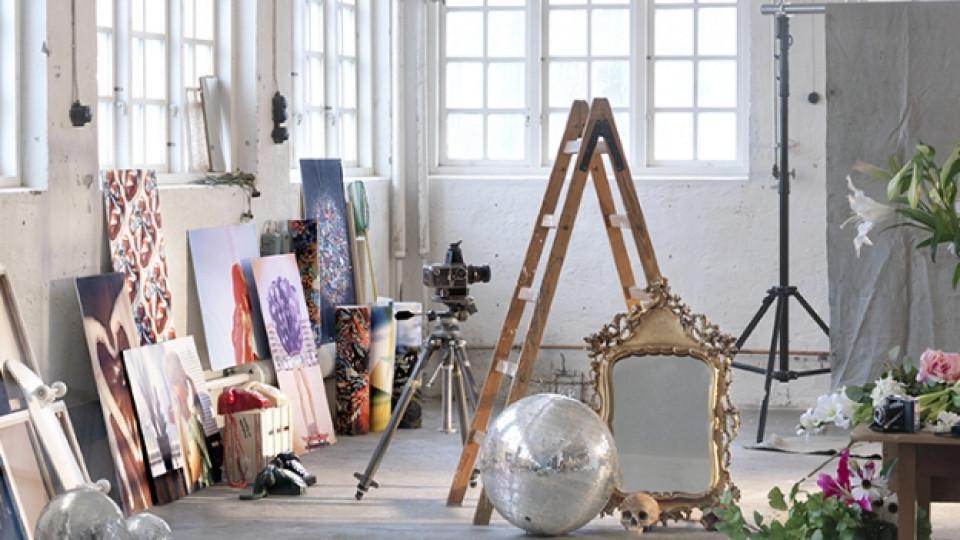 Съвременното изкуство в дома – красота и стил