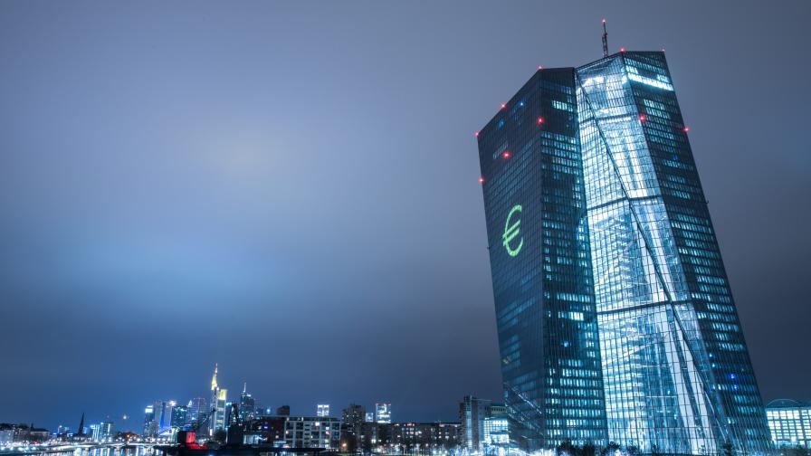 ЕЦБ: България не може да приеме еврото