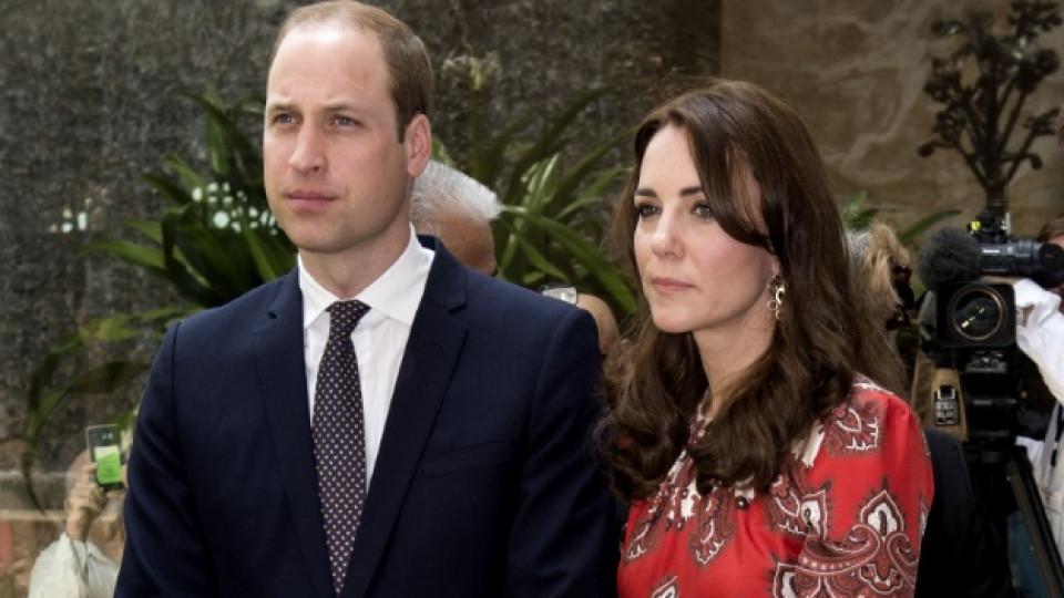 Херцогът и херцогинята на Кеймбридж: принц Уилям и Кейт Мидълтън