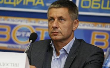 Радо Стойчев гледа към Италия: Надявам се скоро да работя там