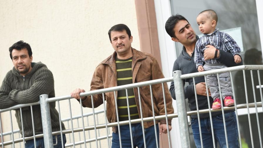 Бежанци в Германия