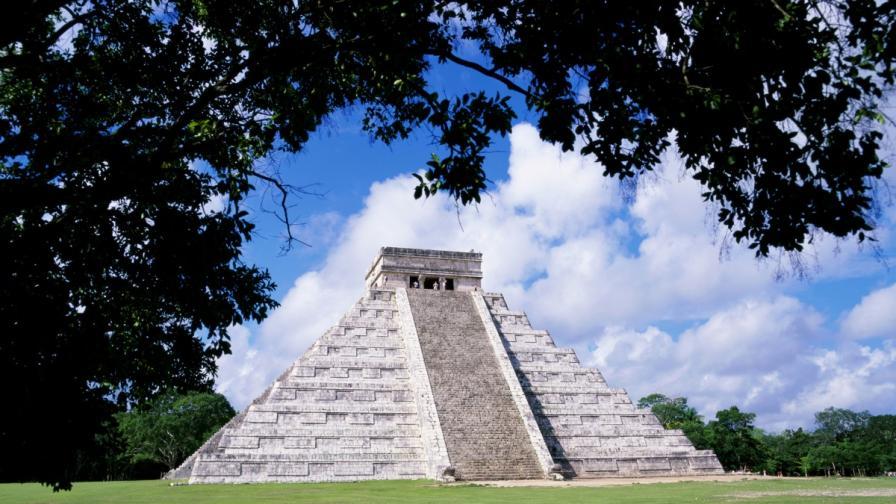 Пирамиди като матрьошка - ново откритие за маите
