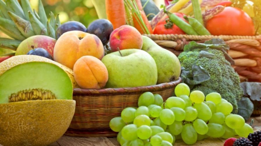 Топ 5 на най-полезните плодове