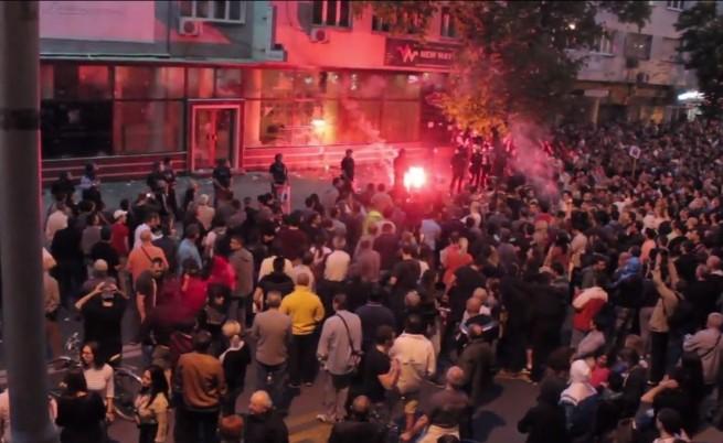 Македония в анархия, говорят за украински сценарий