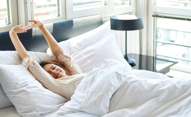 В колко часа ставаш сутрин?