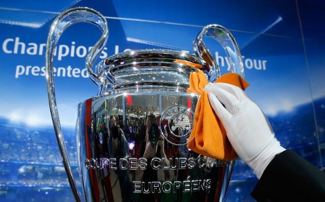 Трофеят на Шампионска лига източник: Gulliver/GettyImages