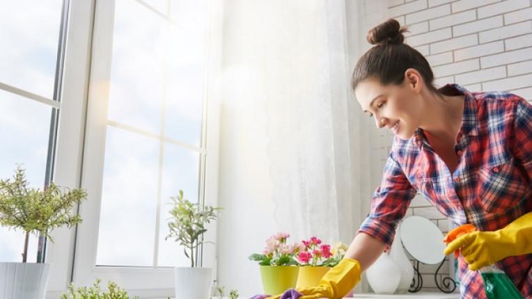Как къщата ви да заблести от чистота за Великден: 13 хитринки