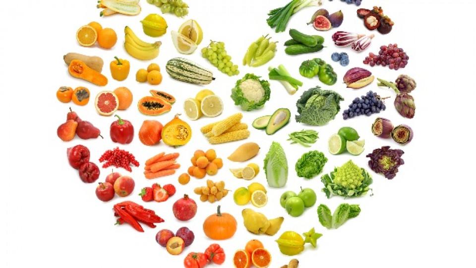 Тайната на здравето е в разнообразното хранене