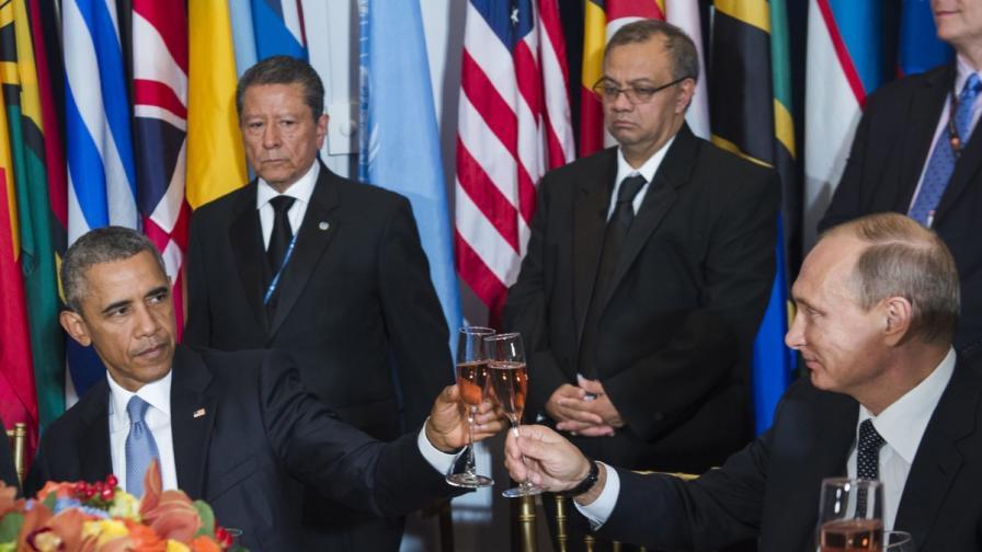 Давутоглу: Путин и Обама трябва да ни благодарят