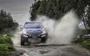 Hyundai off-road racing team атакува отново Източноевропейския офроуд шампионат