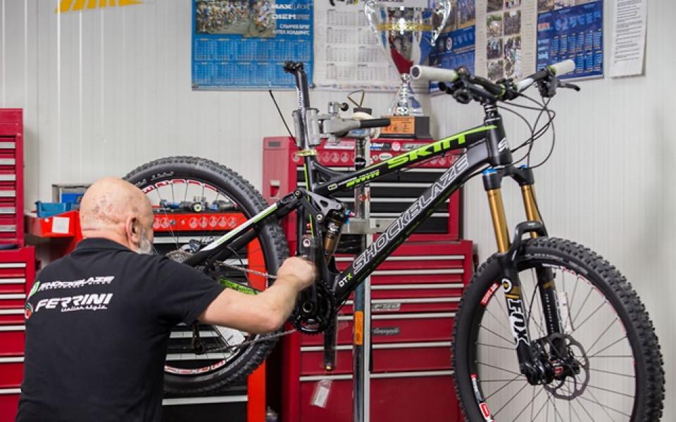 a80a5e8289b Велосипеди Shockblaze с нова електронна платформа за онлайн поръчки ...