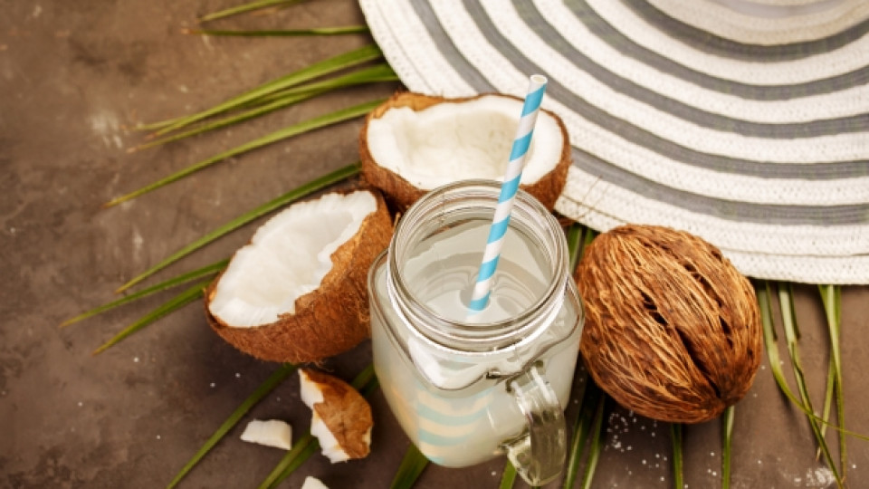 Здравословните свойства на кокосовия орех