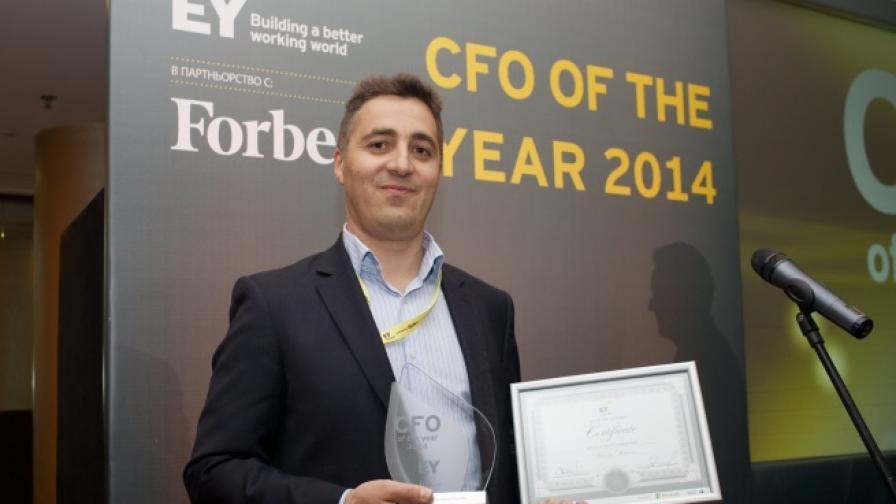 Николай Андреев: Ролята на финансовия директор се променя