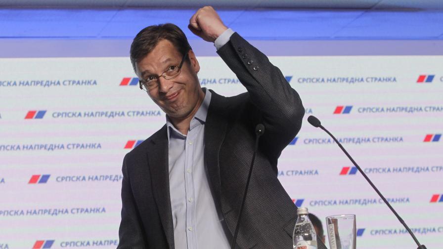 Катастрофа с президента на Сърбия, трима арестувани