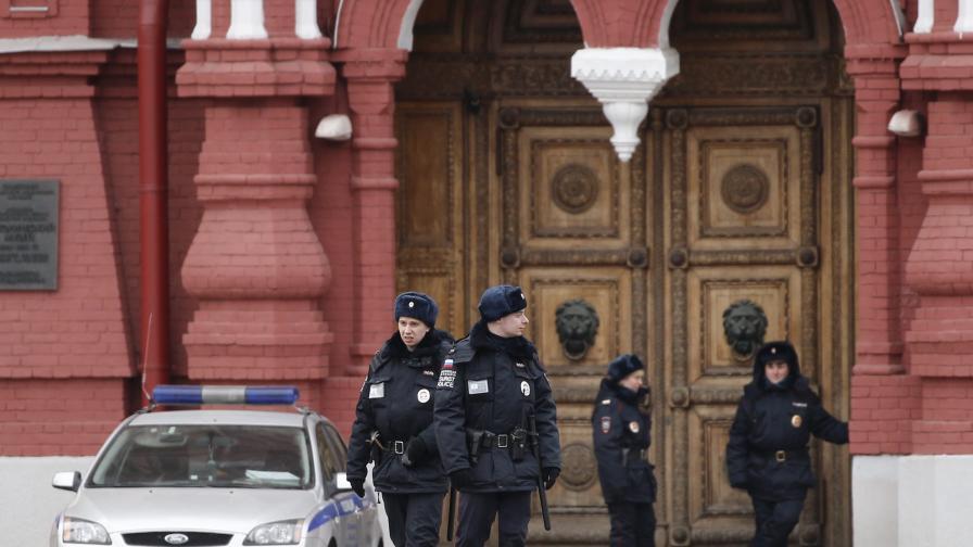 Руското МВР се въоръжава с акустично оръжие