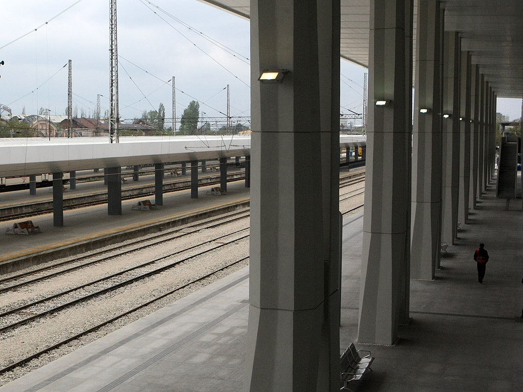 Централна гара София